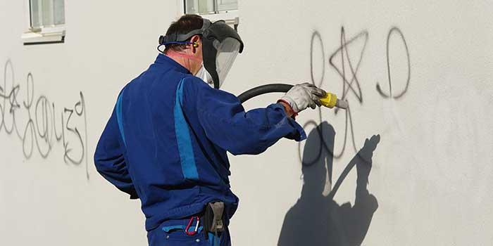 Graffitientfernung Dresden Graffiti ex
