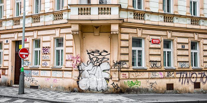 Graffitientfernung chemnitz 1