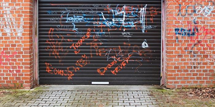 Graffitientfernung Dresden Halle